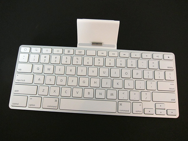 Review: Apple iPad Keyboard Dock 3