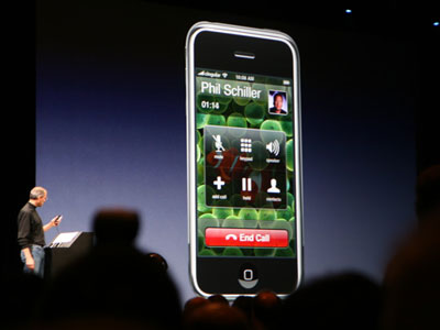 All Things iPhone: Interface and the 16 Applications 15