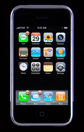 All Things iPhone: Interface and the 16 Applications 2