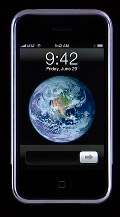 All Things iPhone: Interface and the 16 Applications 1