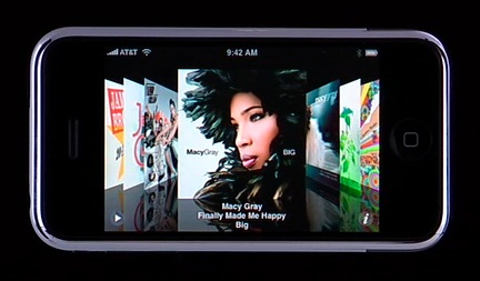 All Things iPhone: Interface and the 16 Applications 5