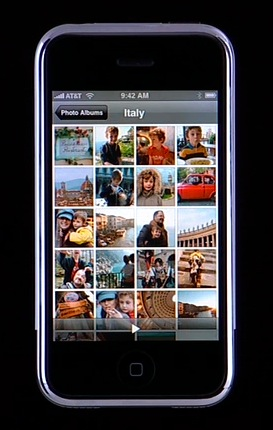 All Things iPhone: Interface and the 16 Applications 17
