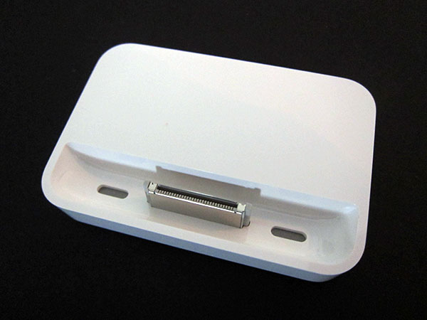 Review: Apple iPhone 4 Dock