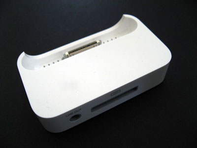 Review: Apple iPhone Dock