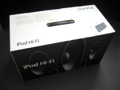 Review: Apple Computer iPod Hi-Fi Speaker System 5