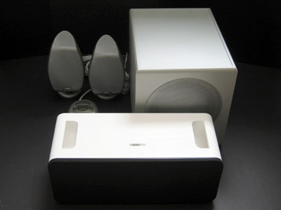 Review: Apple Computer iPod Hi-Fi Speaker System 19