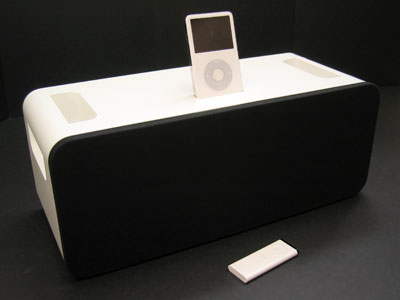 Review: Apple Computer iPod Hi-Fi Speaker System 1