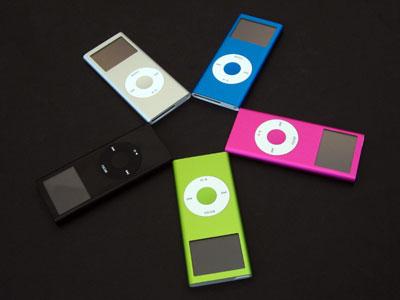 Review: Apple Computer iPod nano (Second-Generation) 2/4/8GB 4