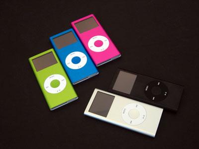 Review: Apple Computer iPod nano (Second-Generation) 2/4/8GB 15