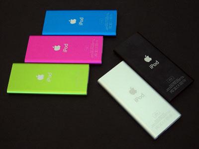 Review: Apple Computer iPod nano (Second-Generation) 2/4/8GB 16