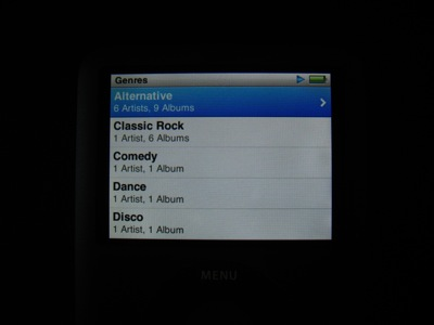 Review: Apple iPod nano (with video, 4GB/8GB)