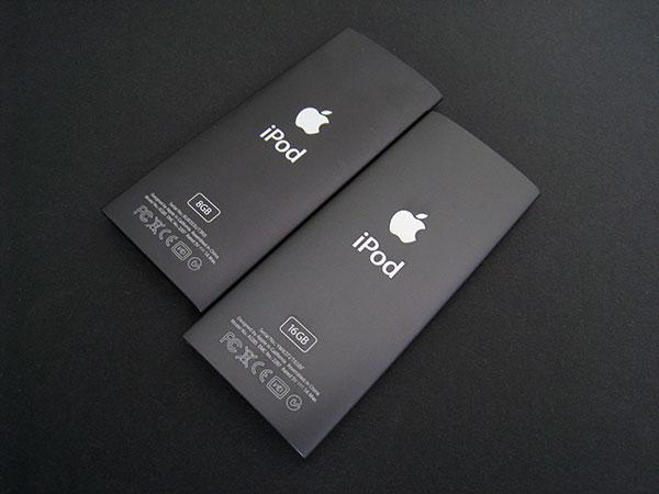 Review: Apple iPod nano Fourth-Generation (4GB/8GB/16GB) 6