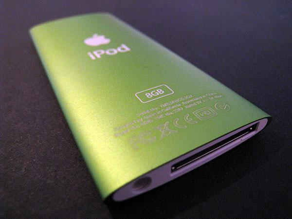 Review: Apple iPod nano Fourth-Generation (4GB/8GB/16GB) 5