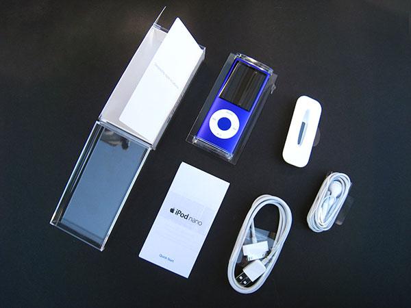 Review: Apple iPod nano Fourth-Generation (4GB/8GB/16GB) 14