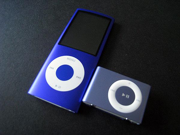 Review: Apple iPod nano Fourth-Generation (4GB/8GB/16GB) 23