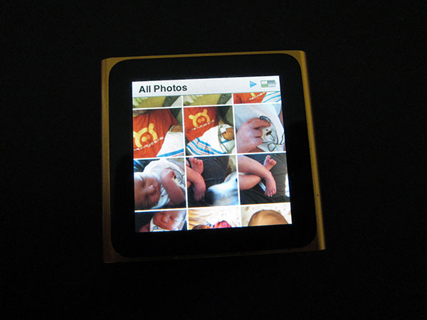 Review: Apple iPod nano (Sixth-Generation)