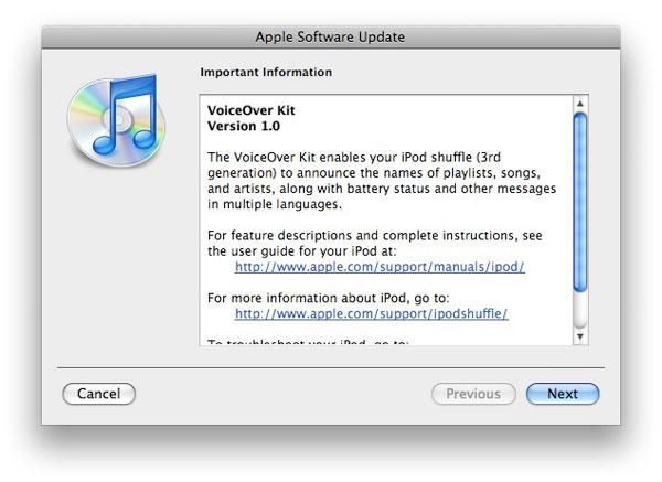 Review: Apple iPod shuffle (Third-Generation)   iLounge
