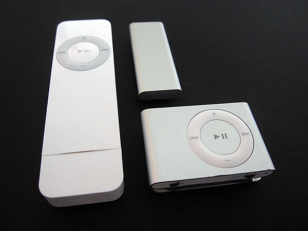 Review: Apple iPod shuffle (Third-Generation) 11