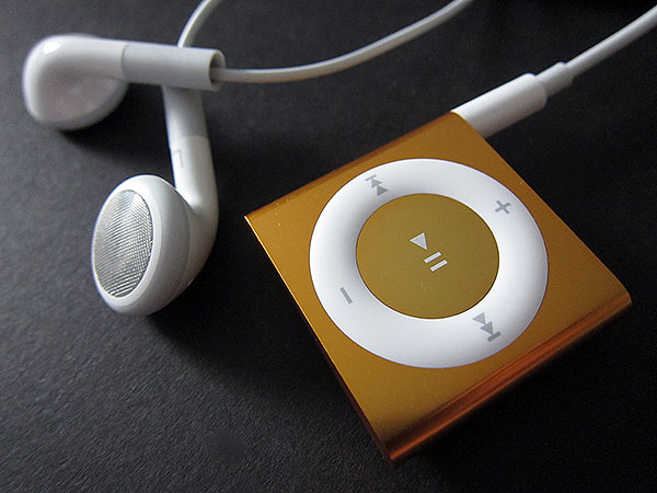 Review: Apple iPod shuffle (Fourth-Generation) 1