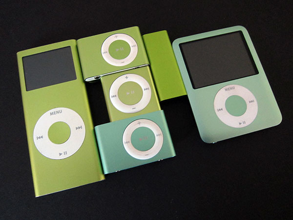 Review: Apple iPod shuffle (Fourth-Generation) 7