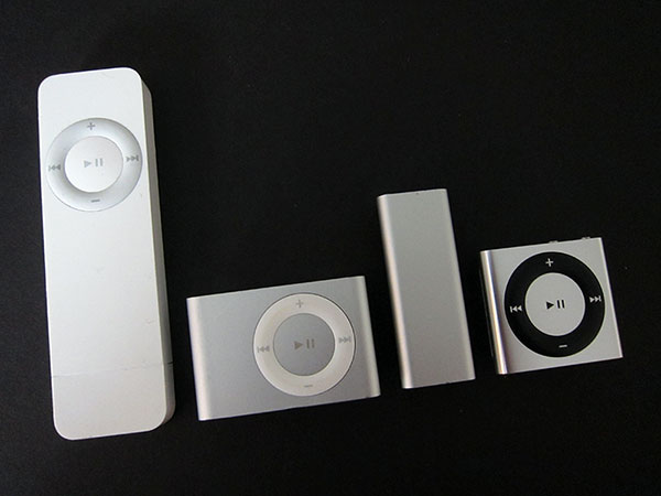 Review: Apple iPod shuffle (Fourth-Generation) 3