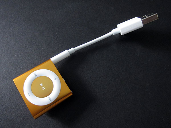 Review: Apple iPod shuffle (Fourth-Generation) 16