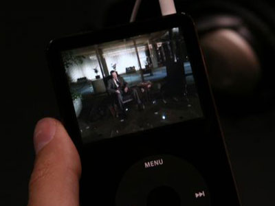 First Look Special: Apple Computer iPod (5G) with Video