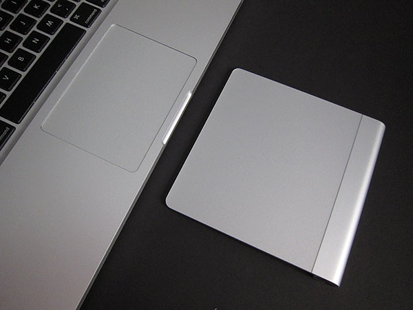 Early Hands-On Thoughts on Apple's Magic Trackpad (Versus Prior Mice + Trackpads)