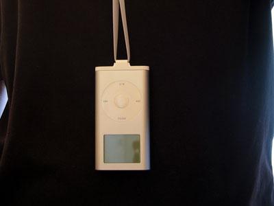 Review: Apple iPod mini Lanyard