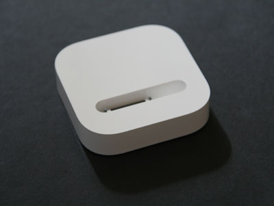 Review: Apple Computer iPod nano Dock (Second-Generation)