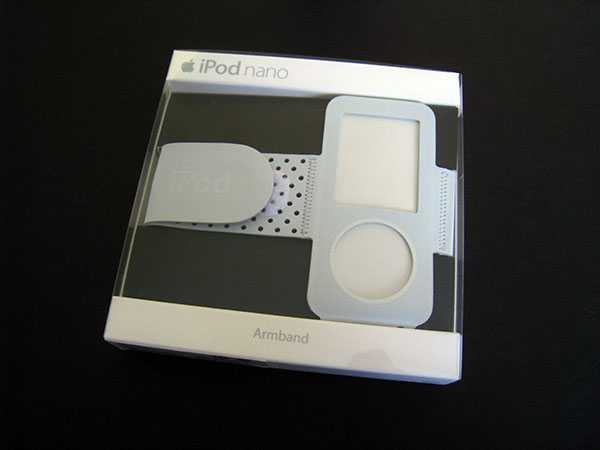 Review: Apple iPod nano Armband (4th Generation)