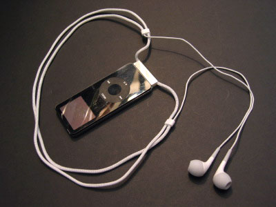Apple In-Ear Lanyard Headphones