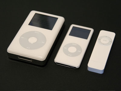 Super First Look: Apple Computer iPod nano 3
