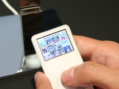 Super First Look: Apple Computer iPod nano 8