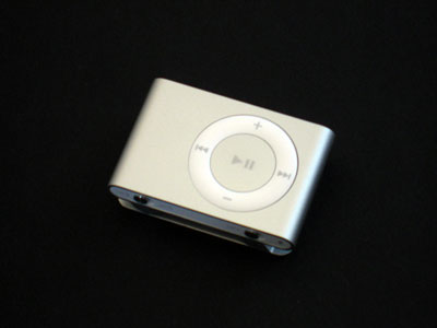 Review: Apple Computer iPod shuffle (Second-Generation) 10