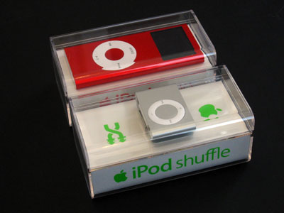 Review: Apple Computer iPod shuffle (Second-Generation) 6