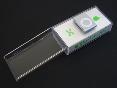 Review: Apple Computer iPod shuffle (Second-Generation) 7