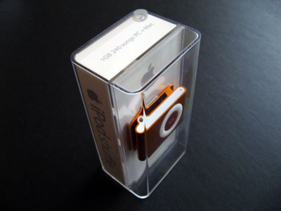 Review: Apple Computer iPod shuffle (Second-Generation) 32