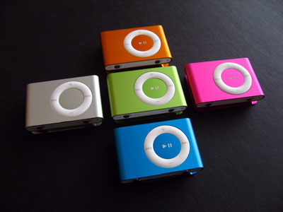 Review: Apple Computer iPod shuffle (Second-Generation) 30