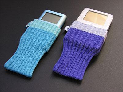 Review: Apple iPod Socks