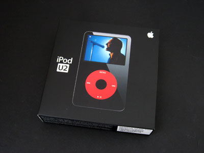 Review: Apple Computer iPod U2 Special Edition (with video)