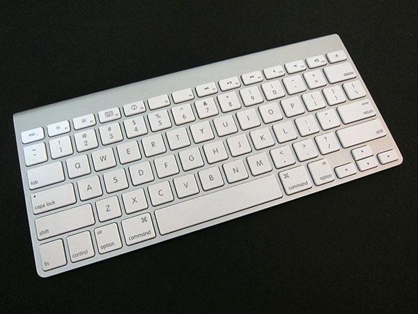 Review: Apple Wireless Keyboard