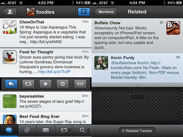 iPhone + iPad Gems: Bing for iPad, Friended for Facebook + Tweetbot 10