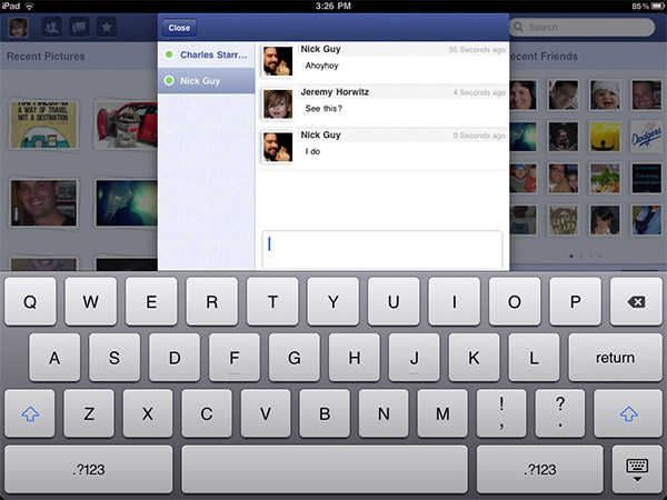 iPhone + iPad Gems: Bing for iPad, Friended for Facebook + Tweetbot 7