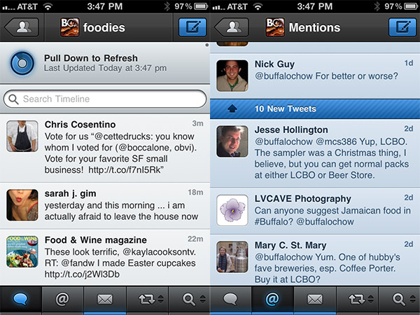 iPhone + iPad Gems: Bing for iPad, Friended for Facebook + Tweetbot 9