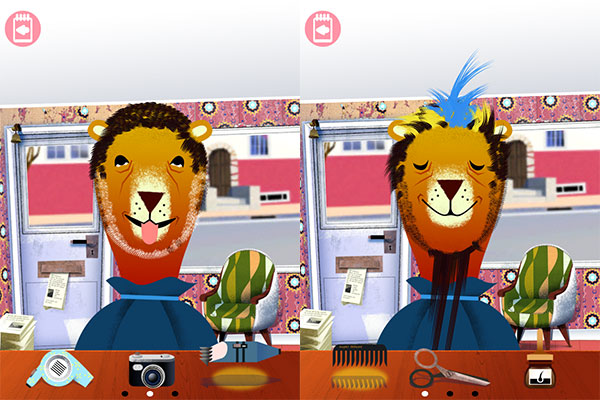 iPhone + iPad Gems: ArtRage, Bit Pilot, Fish Odyssey + Toca Hair Salon