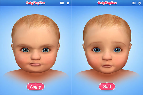 iPhone + iPad Gems: Baby Play Face, Grimm's Red Riding Hood + Pete and the Secret of Flying