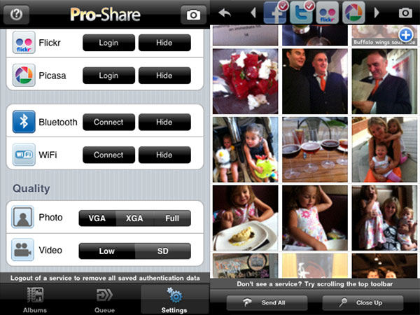 iPhone + iPad Gems: Facebook Messenger, Pro-Share for Facebook/YouTube/Twitter + Snapseed
