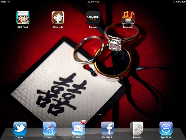 iPhone + iPad Gems: ABC Food, Cinderella by Nosy Crow, Crackle + Turntable.fm 1
