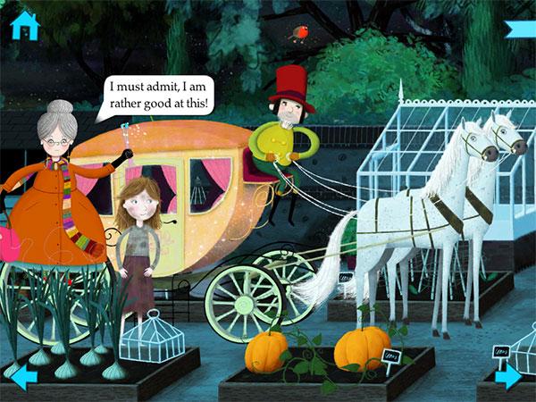 iPhone + iPad Gems: ABC Food, Cinderella by Nosy Crow, Crackle + Turntable.fm